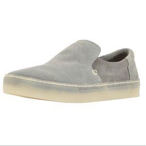 TOMS Men's Suede Lomas Neutral Grey/Shade Size 11